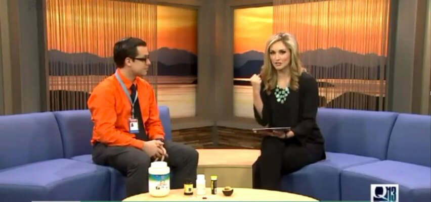 Natural Energy Interview On Q13 Fox News - Ballard Natural Medicine